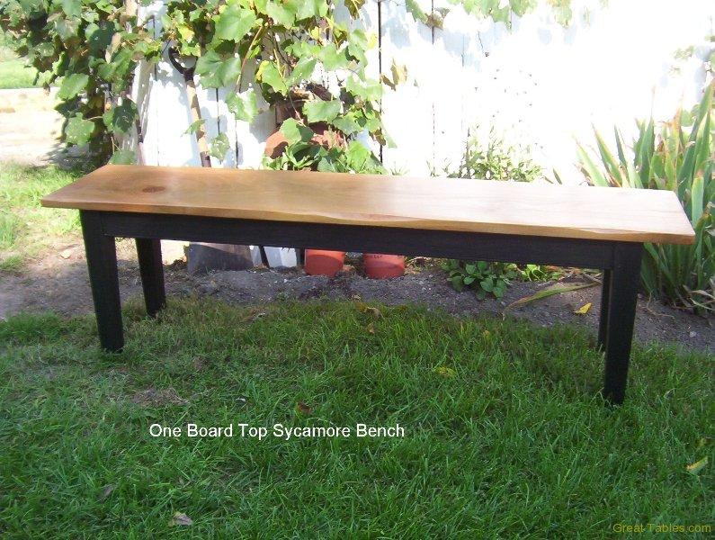 sycomore-bench