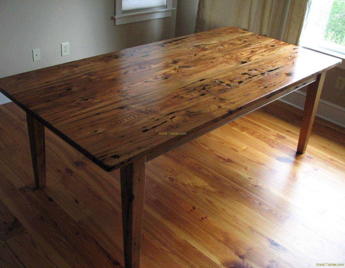 wormy chestnut farm table archives reclaimed wood