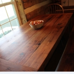 21. Wormy Chestnut Table10