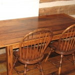14. Wormy Chestnut Table2