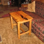5. Cherry Coffee Table