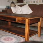 9. Reclaimed Oak Coffee Table
