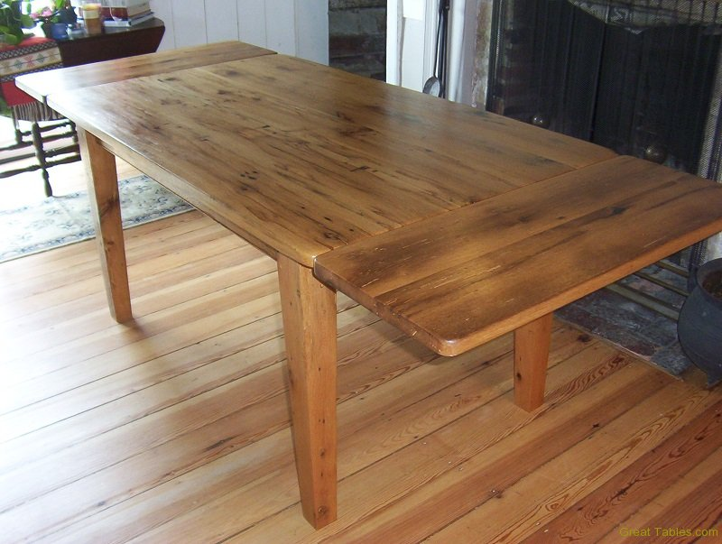 Oak Table with ext3