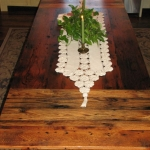Oak Table with Extensions