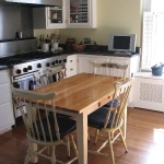 1. Heart-Pine-Kitchen Table