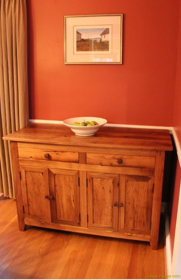 Reclaimed Wood Kitchen Furniture  Reclaimed Wood Furniture