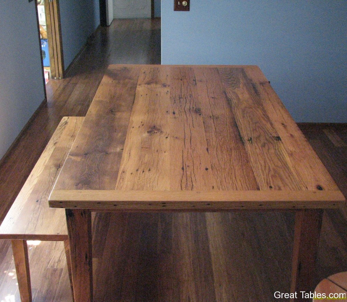 Oak Table 16