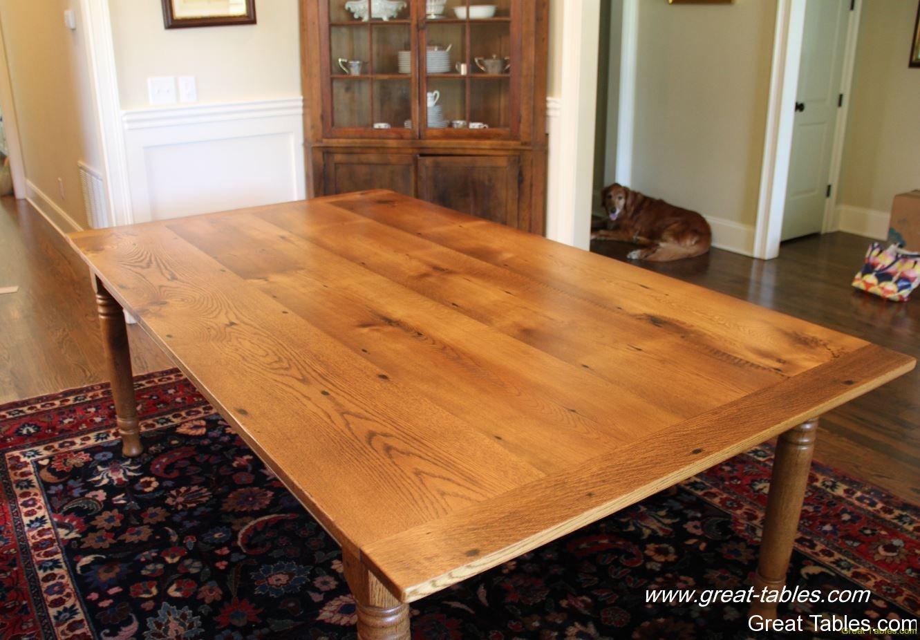 Oak Table 21