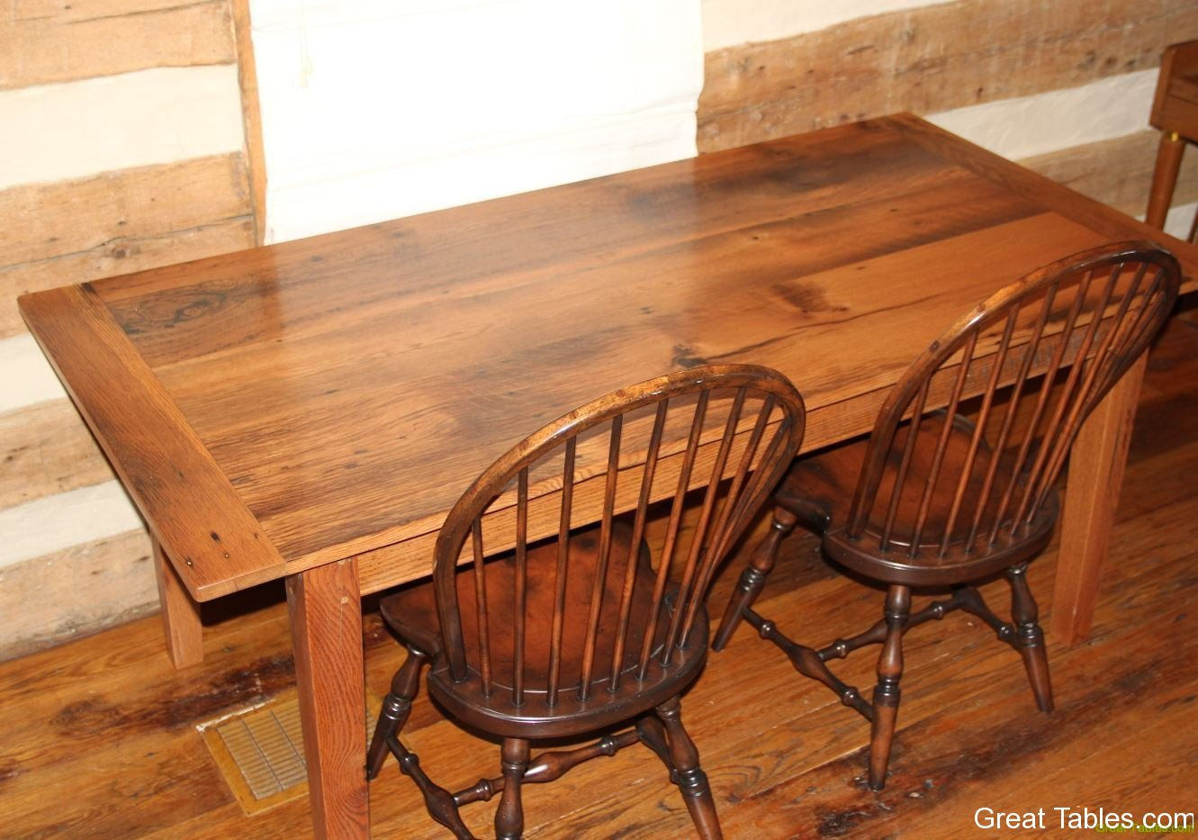 Oak Table 22