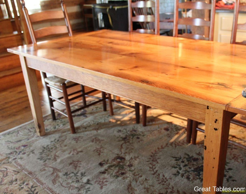 Oak Table 23