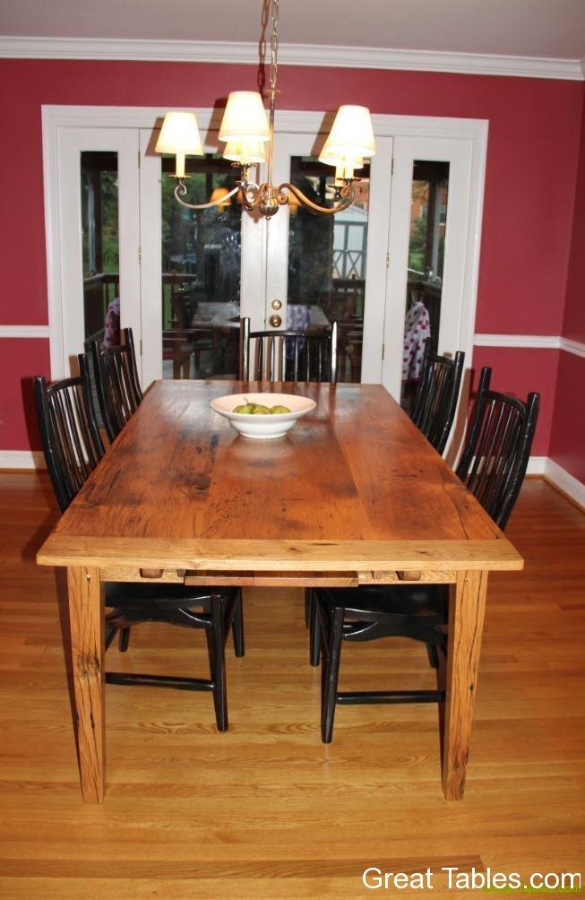 Oak Table 24