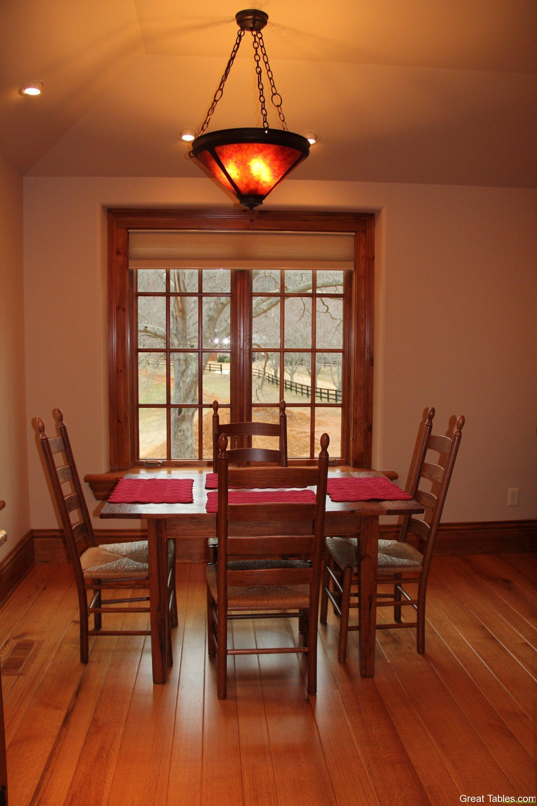 Oak Table 4