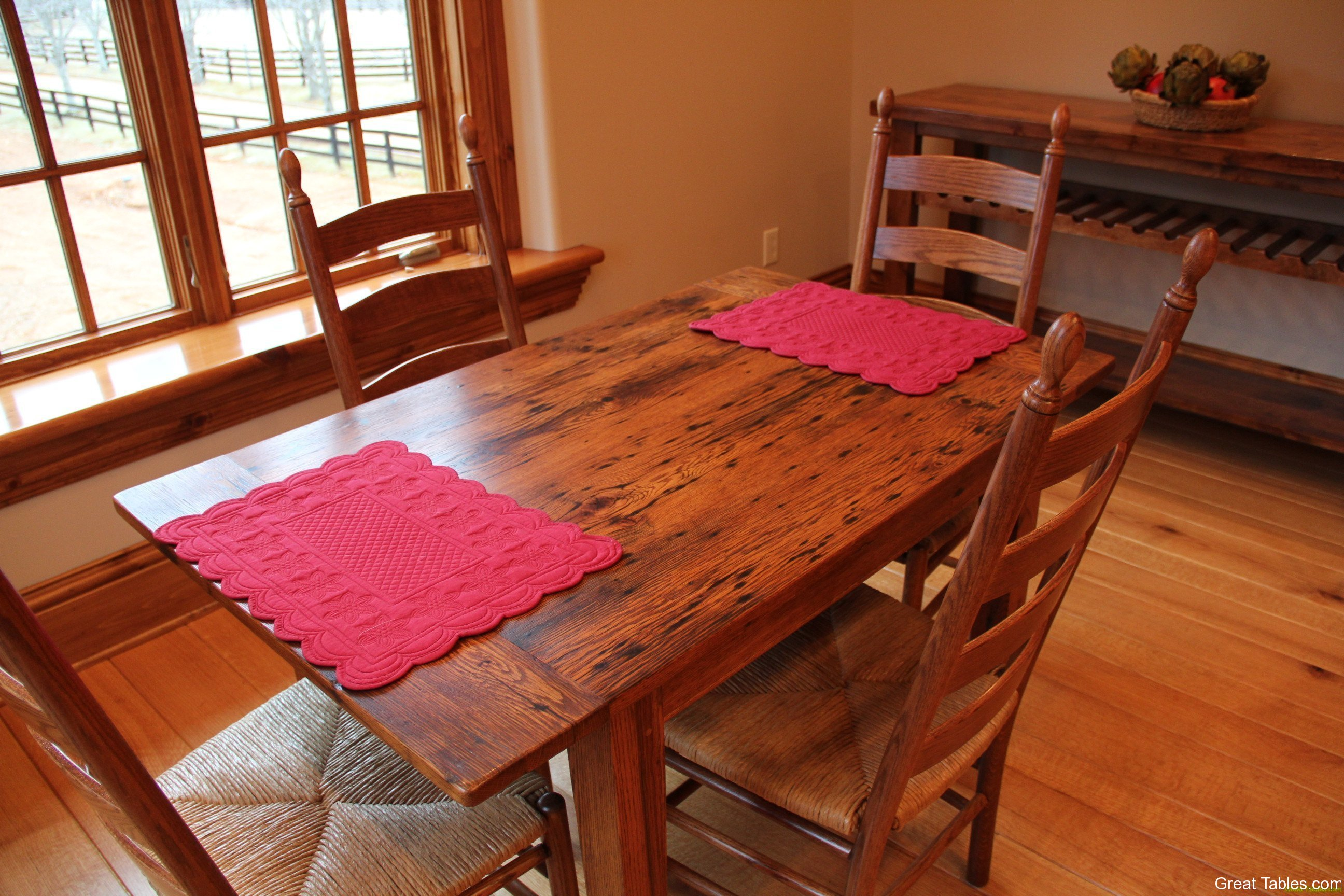 Oak Table 4A