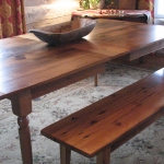 Oak Extensions withoutextensions and Bench