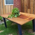 Oak Table 7