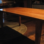 Reclaimed Cherry Table1