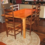 Reclaimed Cherry Tables