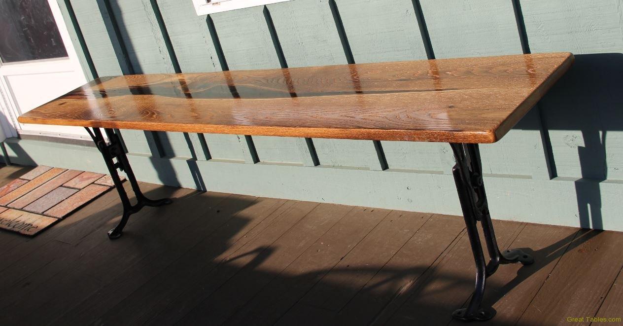 Oak Bench5