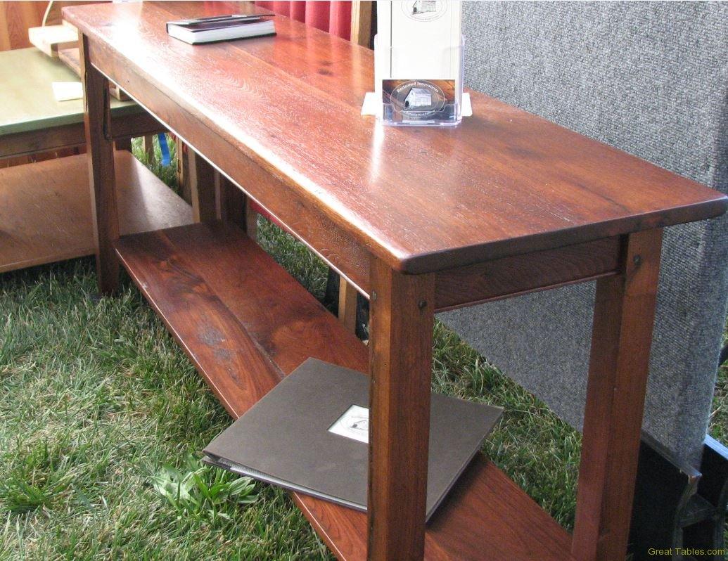 Oak side table1