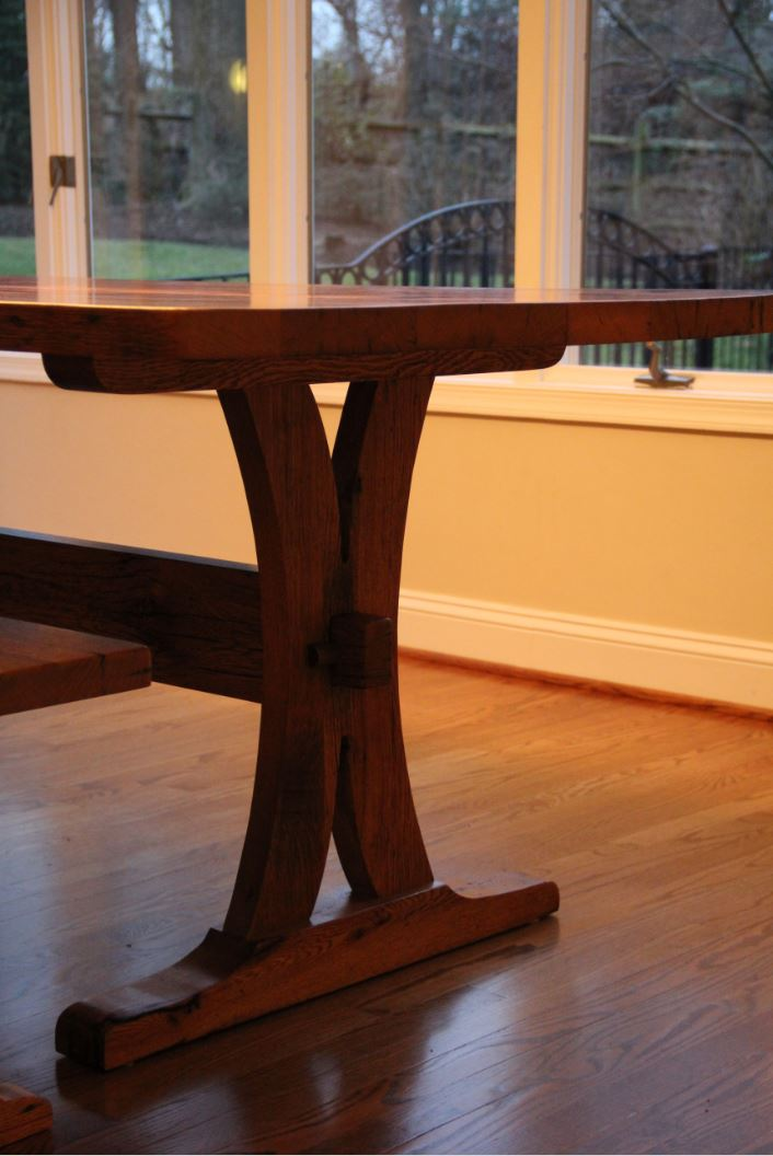 trestle table base2