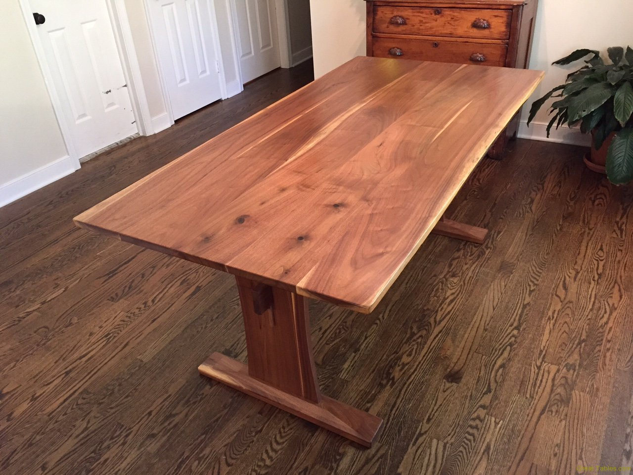 trestle table1