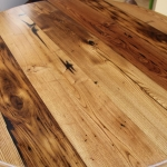 wormy chestnut round table2