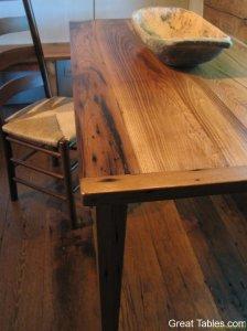 Reclaimed Chestnut Farm Tables Reclaimed Wood