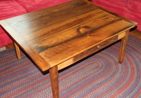 Beau Chestnut Coffee Table