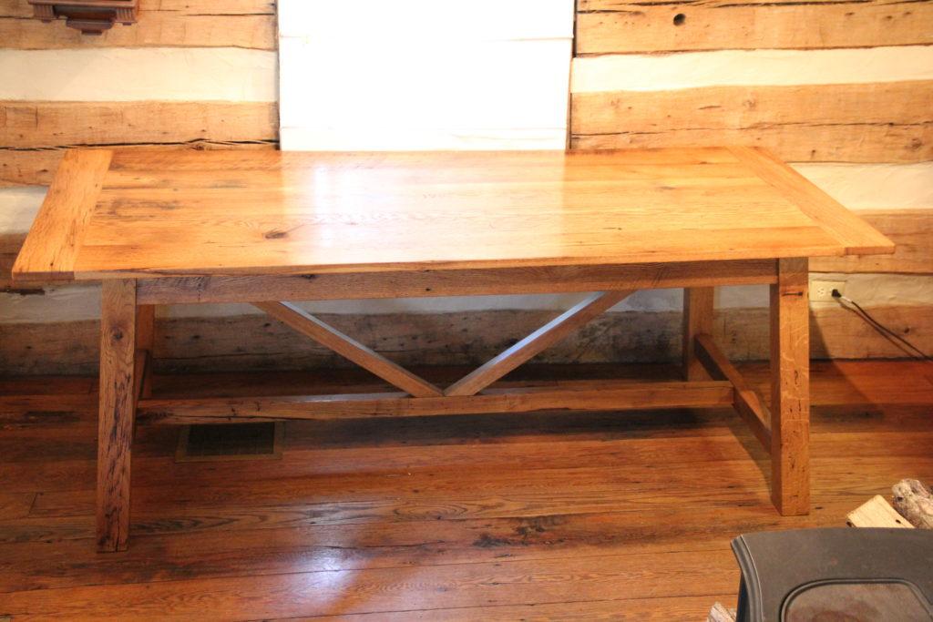 Spanish Trestle Table