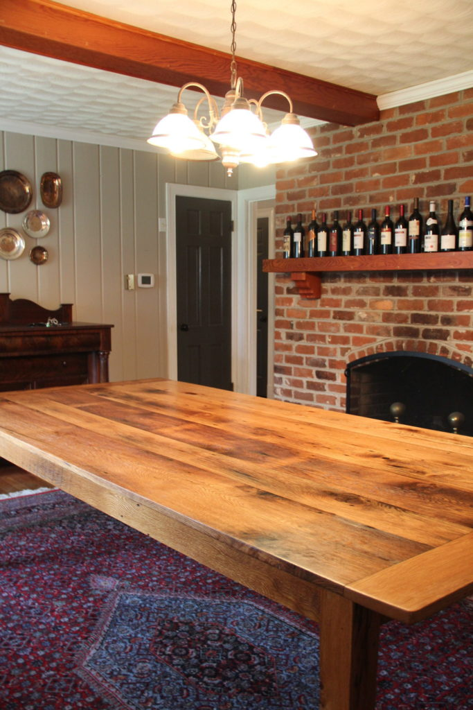 If You Are Interested In A Custom Made Oak Farm Table You Can See Our Oak  Gallery Or Give As A Call. 1 866 246 8058 Or Contact Us.