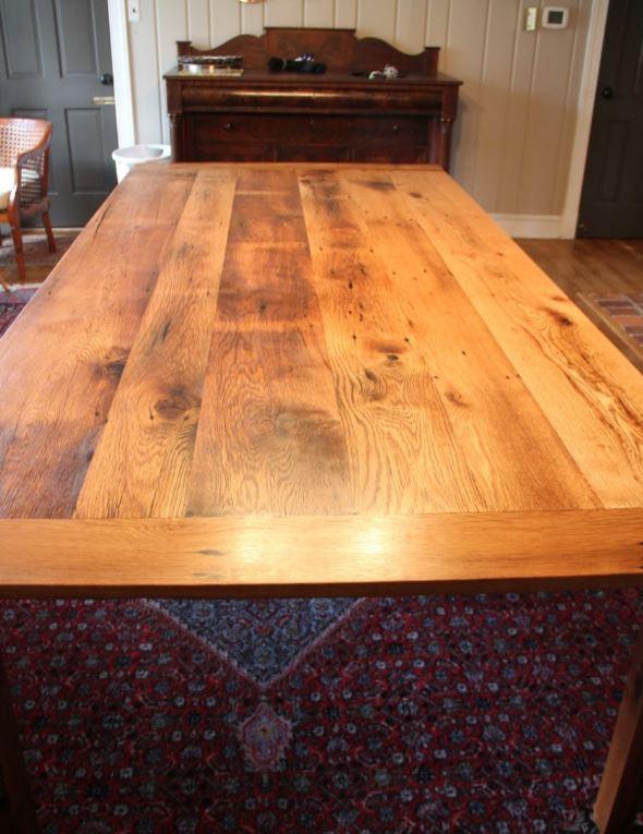 Oak Table 34