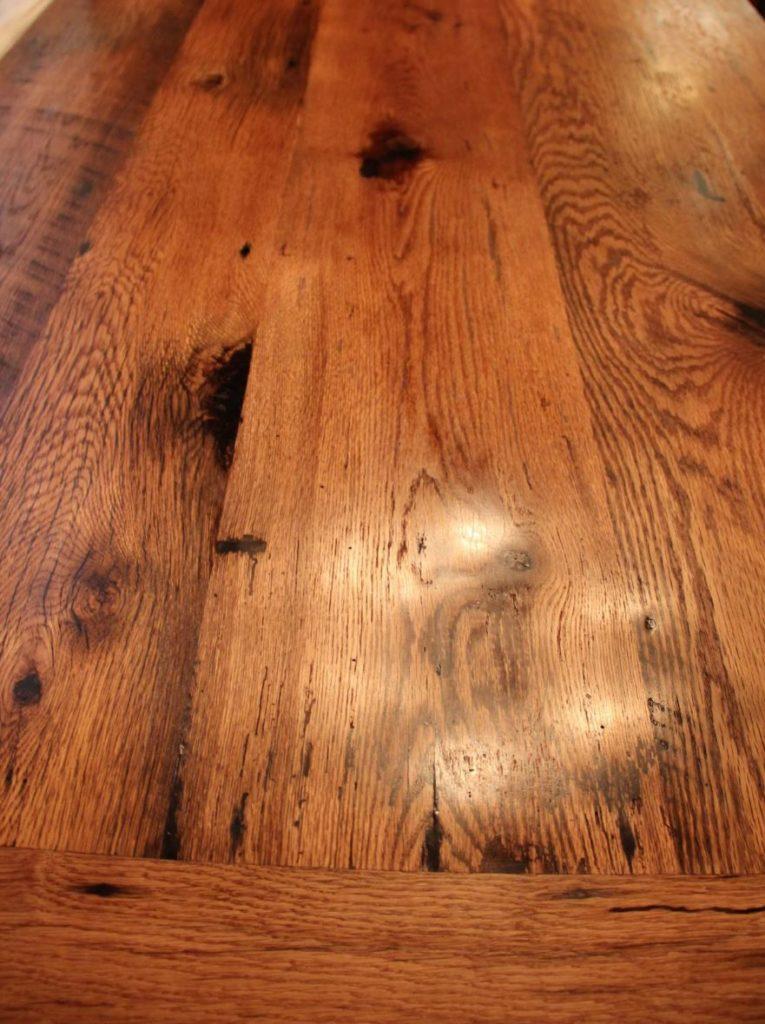 Reclaimed Oak Spanish Trestle Table Reclaimed Wood  : Spanish Oak Trestle Table3 2 765x1024 from www.great-tables.com size 765 x 1024 jpeg 137kB